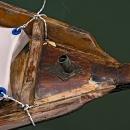 Venedig - Bootsspitze