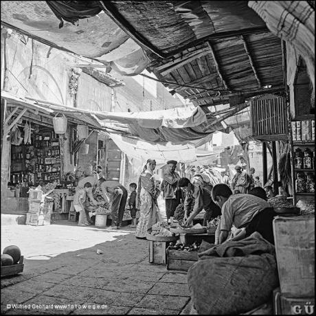 Basar in Mardin