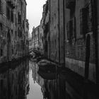 1 Abseits des großen Kanals IV -  Venedig 2014 - © Wilfried Gebhard www.fotowege.de
