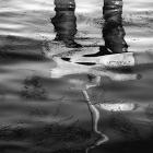 8 Venezianische Spiegelung III Venedig 2014 - Venedig - © Wilfried Gebhard www.fotowege.de
