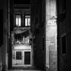41 Stille Gasse Venedig 2016 Copyright by Wilfried Gebhard