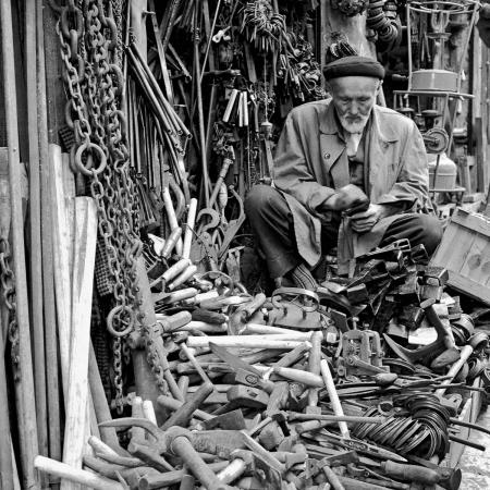 Flohmarkt in Istanbul